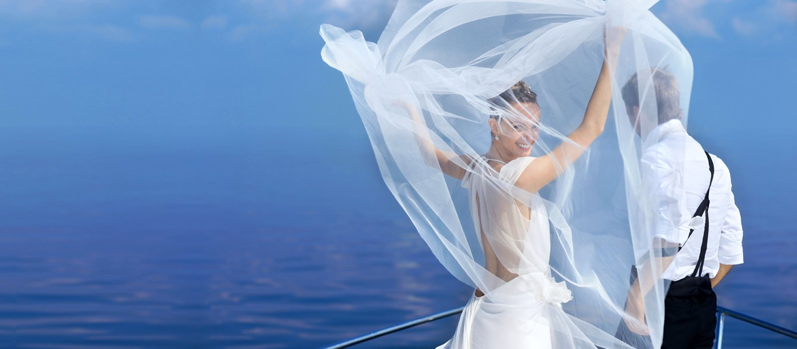 Yacht Wedding Aboard Electra Cruises